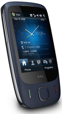Katalog telefonów komórkowych: HTC Touch 3G